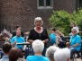 2018 - Kasteelconcert ism Fanfare St. Caecilia Hank