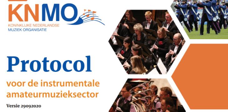 Protocol voor de instrumentale amateurmuzieksector KNMO
